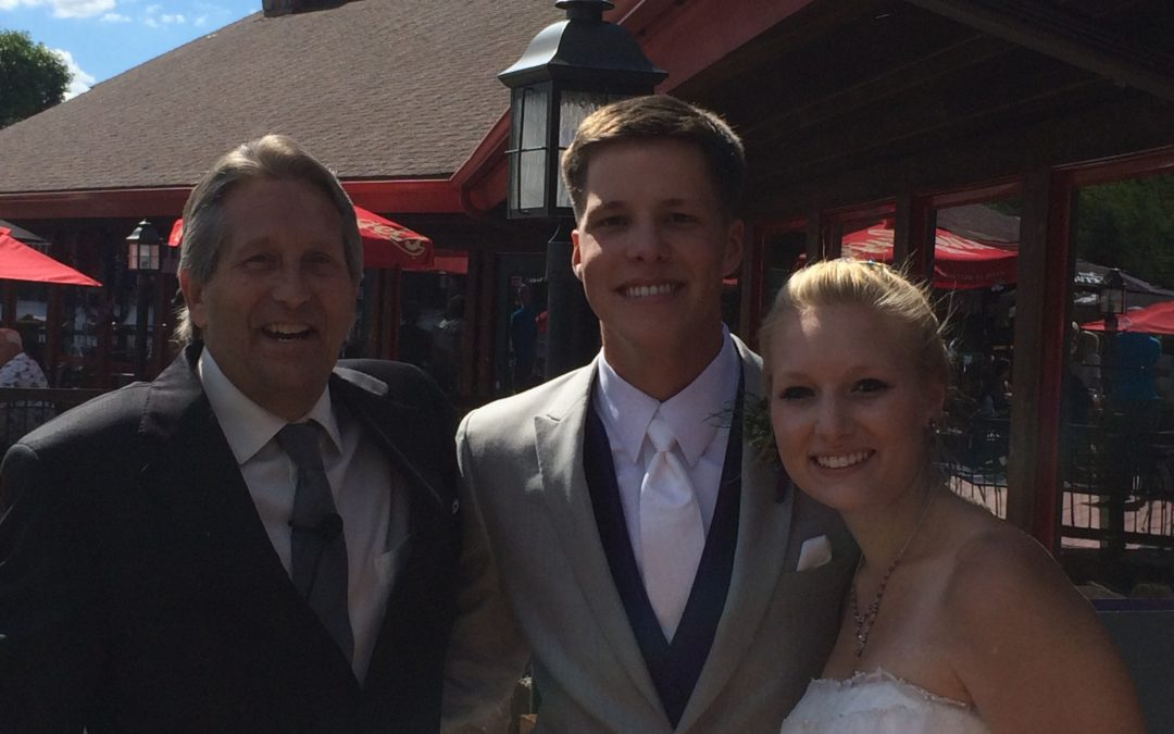 Congrats to Mr. and Mrs. William and Shannon Maher!