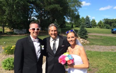 Congrats to Mr. and Mrs. Jason and Megan Jobe!